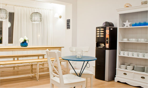 Servicios Blue Barcelona, Bed and breakfast